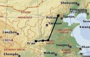 Kurztripp Peking_Xian