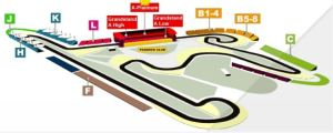 F1 Seat Map