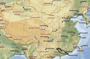 7 Tage Südchina