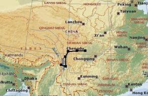 The South Tibetean Highway